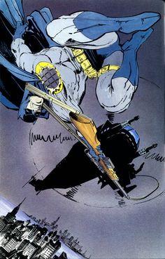 Batman The Dark Knight Returns #ComicBookArchive
