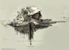 Grim Sniper By Sc0pe On Deviantart Free Download Tattoo 29994 picture 9886