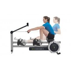 Dynamic Indoor Rower- if I had the money...