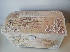 Mixed Media - Wedding money gift box. Cutie cufar pentru bani nunta unicat
