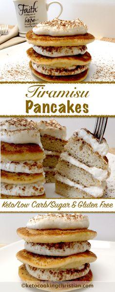 die besten 25 tiramisu pancakes ideen auf pinterest leckere fr hst cksideen pfannkuchen. Black Bedroom Furniture Sets. Home Design Ideas