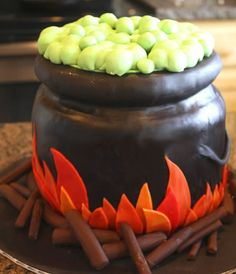 Halloween Cake Ideas For A Creepy And Spooky Night