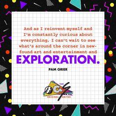 """Explore, define & re-invent #pamgrier  #ogsmiths #vintage #oneofakind #self #discovery #torontoartists #torontofashion #blackbusiness #416 #toronto"""