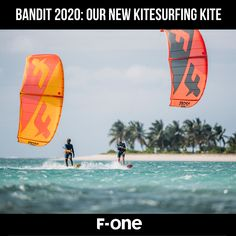 Bandit Our New Kitesurfing Kite Kite Board, Sailing Outfit, Kitesurfing, Paddle Boarding, Surfboard, How To Find Out, Recycling, Backpack, Packers