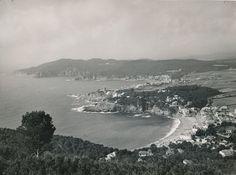 Bahías de Llafranch y Calella desde el Faro   por Biblioteca Facultad de Empresa y Gestión Pública