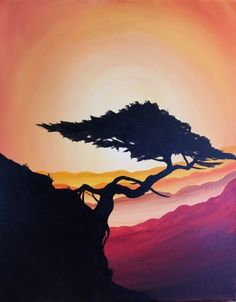 Bonsai Serenity at Woody's Taphouse - Southland Dr - Paint Nite Events near Calgary, AB>