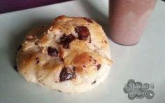 Pan goccioli con noci e cioccolata #lievitomadre #pangoccioli #cioccolato