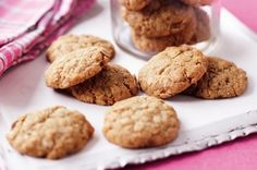 Celebrate Anzac Day with biscuits! We've got plenty of Anzac biscuit recipes, as well as a few ways to use them in tarts or crumbles. You can also find out more about the history of Anzac biscuits.