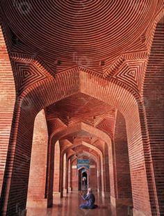 Shah Jahan Mosque, Pakistan