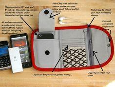 cartera iPhone tipo 1 construir su propia por MrAndMrsWallet
