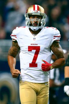 The San Fransisco 49ers chose to to cut quarterback Colin Kaepernick, guaranteeing his 2016 base salary.
