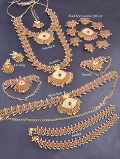 Paisley Design Bridal Set rent in india. Paisley Design Bridal Set affordable price at Indias best rental and shopping Site - www.HiFlame14.com