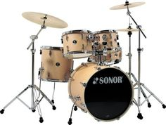You can find a selection of SONOR DRUMS including this SONOR FORCE 1007 STUDIO 1 5-PIECE DRUM SET at jsmartmusic.com