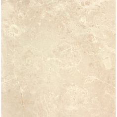 "Seven Seas Botticino 18"" x 18"" Marble Field Tile In Beige"
