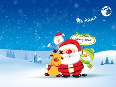 Free Kids Christmas wallpapers and Christmas backgrounds for your desktop. More Beautiful Christmas pictures and photos on Computer Desktop. Christmas Desktop, Merry Christmas Pictures, Merry Christmas Wallpaper, Merry Christmas Quotes, Merry Christmas Images, Merry Christmas And Happy New Year, Christmas Wishes, Merry Xmas, Christmas Cartoons