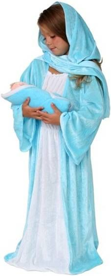 Homemade virgin mary costume google search christmas pinterest website with resources for nativity costumes solutioingenieria Image collections