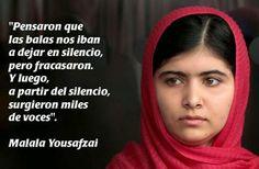 En Zona Feminista: Mujeres Ganadoras del Premio Nobel (XLIX): Malala Yousafzai