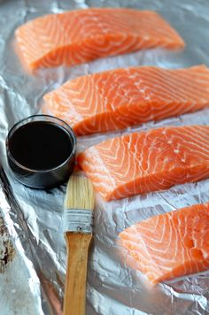 Incredibly Easy Asian Baked Salmon makes weeknights taste great! With this…
