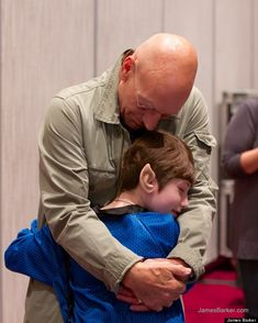 Patrick Stewart Surprises Trekkie Who Has Life-Threatening Illness With Out-Of-This-World Visit