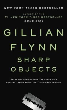"""""""To say this is a terrific debut novel is really too mild. Sharp Objects isn't one of those scare-and-retreat books; its effect is cumulative. I found myself dreading the last thirty pages or so but was helpless to stop turning them. Then, after the lights were out, the story just stayed there in my head, coiled and hissing, like a snake in a cave. An admirably nasty piece of work, elevated by sharp writing and sharper insights.""""  – Stephen King"""