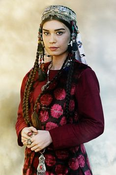Turkish women old traditional