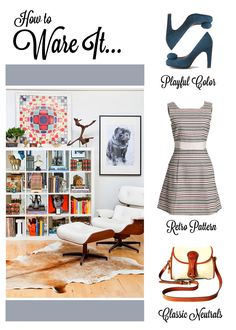 The Steele Maiden: How to Ware it Series - Retro Brights Post