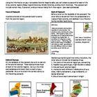 Colonial Regions Postcard Project w/ Rubric!