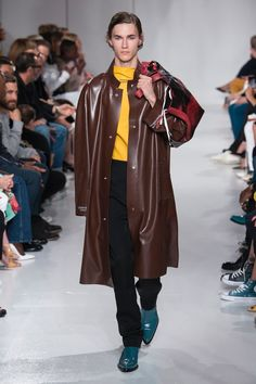 Calvin Klein | Ready-to-Wear - Spring 2018 | Look 60