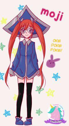Moji Loli by Mechiiko