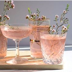 Spring drink visual