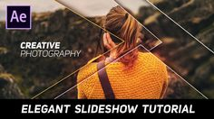 After Effects Tutorial: Elegant and Clean Slideshow Animation