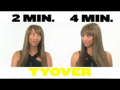 TYRA BEAUTY 2, 4, 6 Minute TYover Tutorial TYRA BANKS - YouTube  Order at www.tyra.com/beautyface4u