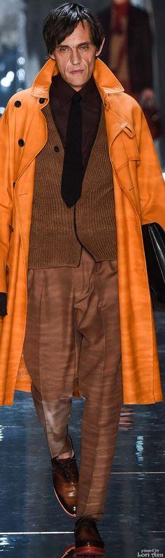Berluti Fall 2015 Menswear