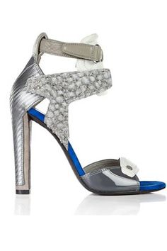 Alexander Wang Chloe sandals, showcased on Refinery29 and available at Alexander Wang.