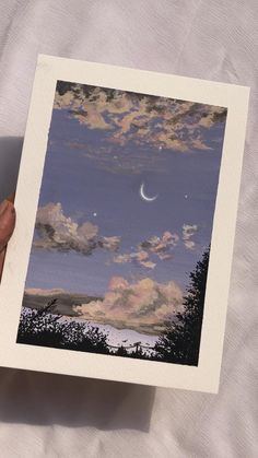 Cute Paintings, Acrylic Paintings, Acrylic Art, Canvas Painting Tutorials, Painting Videos, Aesthetic Painting, Aesthetic Rooms, Inspirational Canvas Art, Art Painting Gallery