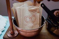 Wedding DIY, stamp, wedding late night food