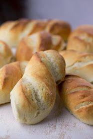 Tengo un horno y sé cómo usarlo | Recetas & fotos | Cocina paso a paso| Food | Spanish | Recipes: Panecillos blancos