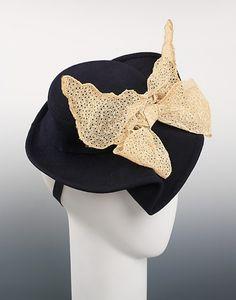 Hat    Elsa Schiaparelli, 1940    The Metropolitan Museum of Art