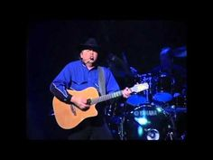 "Garth Brooks - ""Thunder Rolls"""