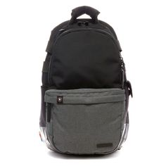 Modeled after our popular Boulder Pack, this all-purpose bag is your ultimate travel companion. It's lighter in weight with an added front zipper pocket incorporating even more readily available inter
