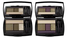 lancome eyeshadow palettes, fall 2014 collection