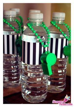 Children's party with soccer theme - Decoration and Fashion Soccer Birthday Parties, Football Birthday, Sports Birthday, Sports Party, Birthday Games, Soccer Baby Showers, Birthday Party Drinks, Housewarming Party, Childrens Party