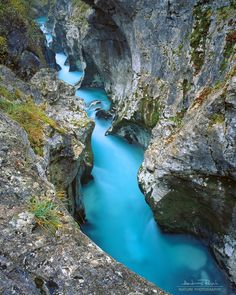 """If the Soca river in Slovenia isn't the most beautiful river on this planet, it is most certainly in the running. Nicknamed """"The Emerald Beauty,"""" it has appeared in multiple well-known poems and inspired awe in many a wanderer and tourist. The nickname is, as the photos below attest to, well-deserved."""