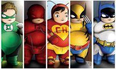 Hasta los superheróes sin 30 minutos de #ActividadFísica diaria acaban así. Tod@s a moverse. #entulinea #adelgazar con #salud.