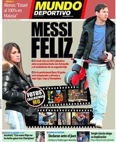 Messi va ser padre
