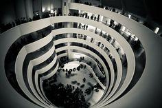 NYC, Guggenheim.