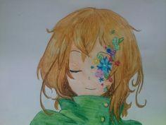 flover anime girl