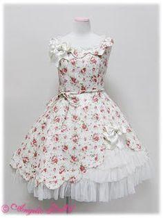 Cute lolita dress!
