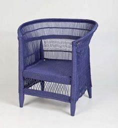 Malawian cane chairs