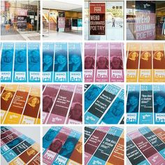 Pics of @wehoarts #nationalpoetrymonth bookmarks banners and billboards online at http://ift.tt/23LUjJg